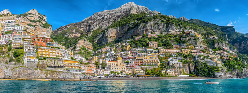 SORRENTO & AMALFI COAST TOUR