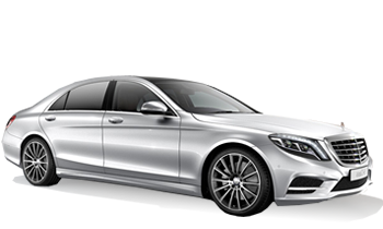 Mercedes Benz Luxury Sedan S-Class