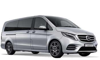 Mercedes Benz Luxury Van V-Class